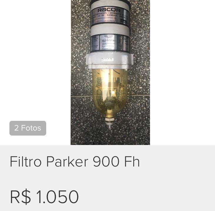 filtro-parker-900-fh